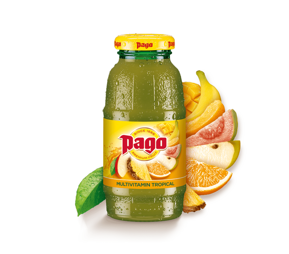 Pago Multivitamin Tropical